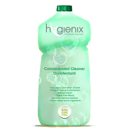 Hygienix Concentrated Cleaner Disinfectant