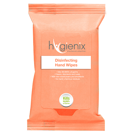 Hygienix Disinfecting Hand Wipes